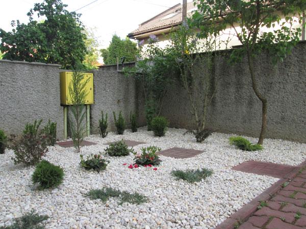Projekt Mały Przydomowy Ogród Kraków Ogrody Kraków